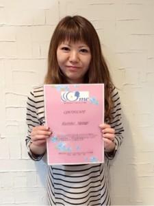 柳久美子さん